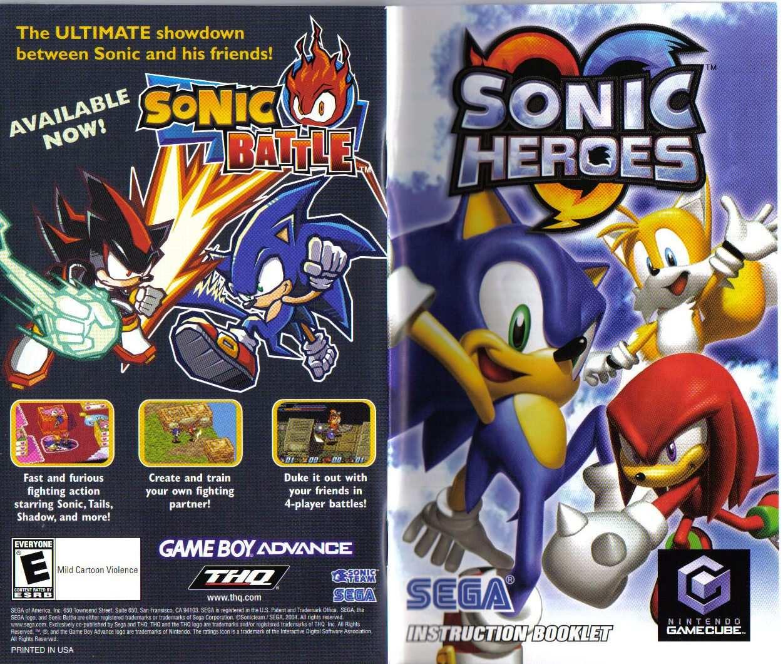 Secrets of Sonic Team=-